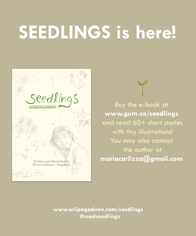 Seedlings is out now Poster
